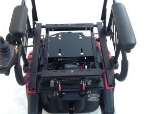 Rehab Seat from Eclipse Medical for Shoprider Power Chairs