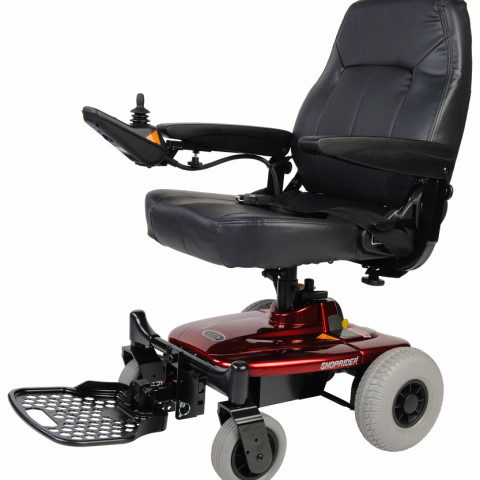 power chair shoprider axis ul8wsla