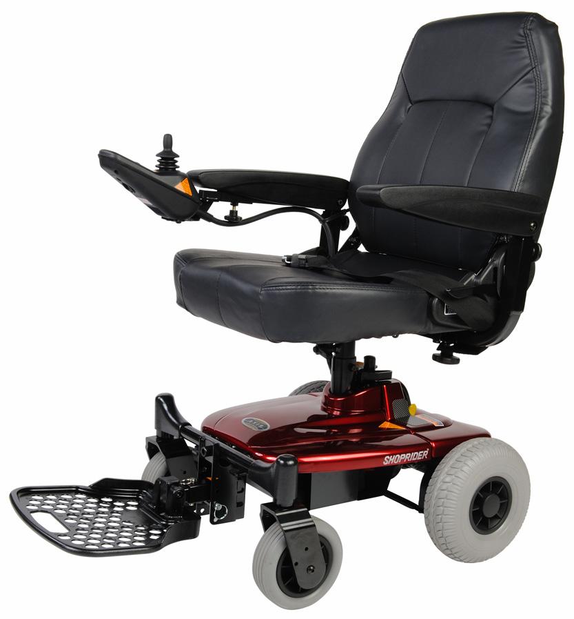 power chair shoprider axis ul8wsla