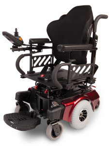 Rehab Seat for Shoprider Power Wheelchair
