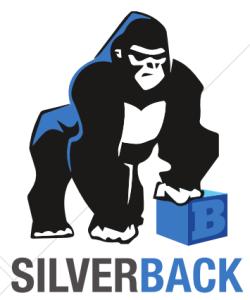 Blake Medical Silver Back Logo